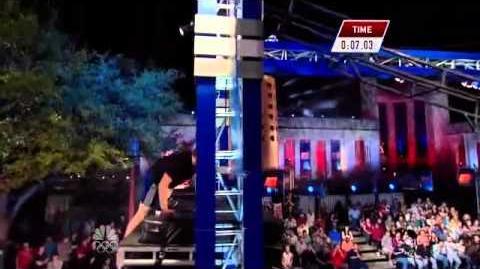 Matt Laessig - American Ninja Warrior 4, Regional Finals-0