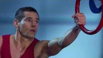 Casey Suchocki at the Atlanta City Qualifiers - American Ninja Warrior 11