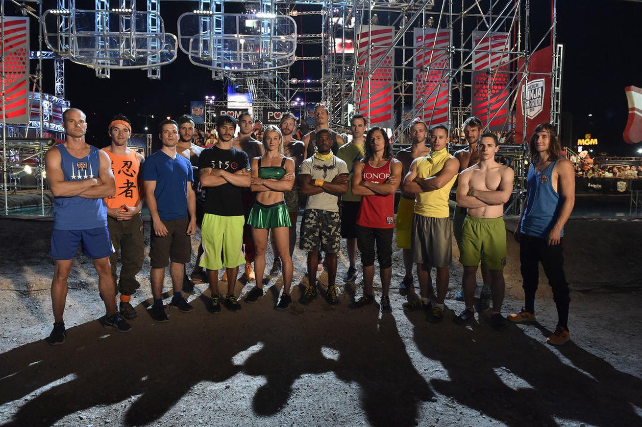 American Ninja Warrior Season 8 Stage 1 finishers
