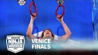 Nicholas Coolridge at 2015 Venice Finals - American Ninja Warrior