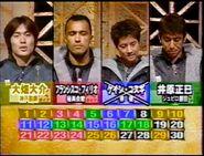 Thirty Round 2 Group 1 2001