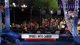 ANW6 Spikes into Cargo