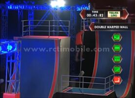 SNWI Double Warped Wall