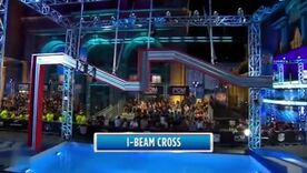 ANW8 I-Beam Cross
