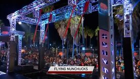 ANW5 Flying Nunchucks