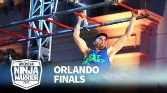 James McGrath at 2015 Orlando Finals - American Ninja Warrior