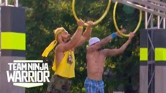 Season 2, Episode 11- Noel Reyes battles Mike Bernardo - Team Ninja Warrior