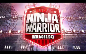 Celebrity Ninja Warrior Logo