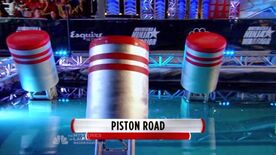 Piston Road RR