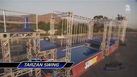 ANW1 Tarzan Swing