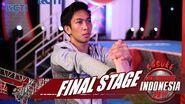 SASUKE NINJA WARRIOR INDONESIA - Angga Cahya Di Final Stage 30 September 2017