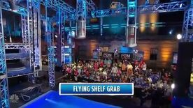 ANW8 Flying Shelf Grab