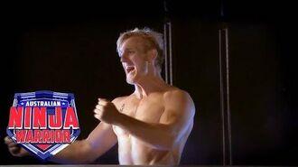 Ninja run Josh O'Sullivan (Semi Final) Australian Ninja Warrior 2018