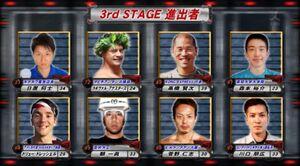 Sasuke 31 Third Stage