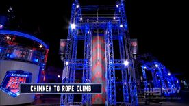 AusNW2 Chimney to Rope Climb
