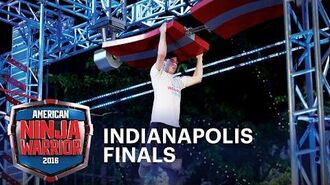 Ian Dory Conquers The 2016 Indianapolis Finals - American Ninja Warrior