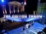 The Gallon Throw 2002