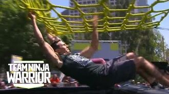 Season 2, Episode 7- Hotshot Thomas Stillings vs Veteran Travis Rosen - Team Ninja Warrior