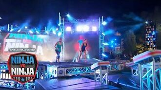 Wisco Warriors Vs. Beasts From The East (S1 E11) - American Ninja Warrior- Ninja Vs