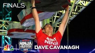 Dave Cavanagh's Speedy Run - American Ninja Warrior Baltimore City Finals 2019
