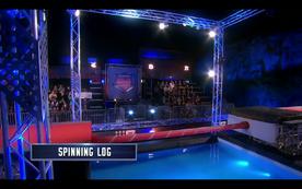 -20- Spinning Log