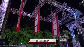 ANW5 Ledge Jump