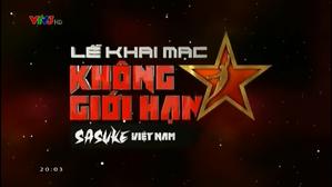 SASUKE Vietnam's Opening Ceremony