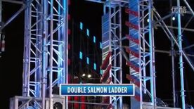 ANW7 Double Salmon Ladder
