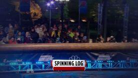 ANW6 Spinning Log