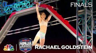 Rachael Goldstein at the Miami City Finals - American Ninja Warrior 2018