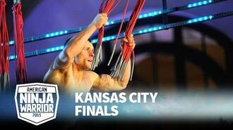 Lance Pekus at 2015 Kansas City Finals - American Ninja Warrior