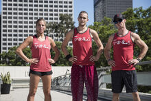 -15 The Wings- Thomas Stillings (Captain). David Yarter and Melanie Hunt (Team Ninja Warrior Season 2).