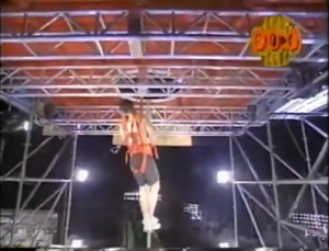 Sasuke 3 final stage