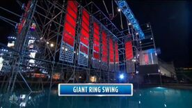 ANW8 Giant Ring Swing