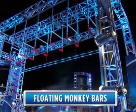 Floating Monkey Bars
