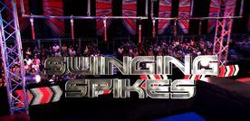 NWUK4 Swinging Spikes