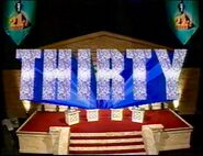 Thirty 2001