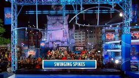 ANW8 Swinging Spikes
