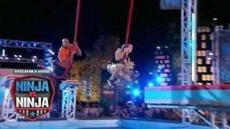 Qualifying Episode 5- Jo Jo Bynum Vs. Grant McCartney - American Ninja Warrior- Ninja Vs