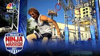 American Ninja Warrior - Crashing the Course- San Antonio (Presented by POM Wonderful)