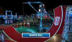 ANW8 Warped Wall (Stage One)
