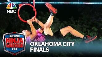 Jon Stewart at the Oklahoma City Finals - American Ninja Warrior 2016