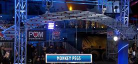 Monkey Pegs