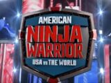 American Ninja Warrior: USA vs. The World 2