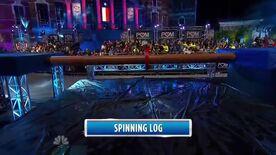 ANW7 Spinning Log