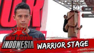 Jajang Wildan 'Terburu Buru Ingin Selesai' Sasuke Ninja Warrior Indonesia 22 Mei 2016