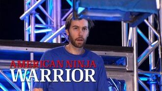 Matthew Wilder at the 2014 Denver Finals - American Ninja Warrior