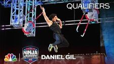 Daniel Gil at the Dallas City Qualifiers - American Ninja Warrior 2018