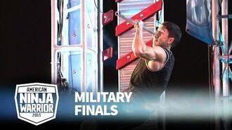 Preston Griffall at 2015 Military Finals - American Ninja Warrior