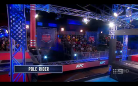 -16- Pole Rider
